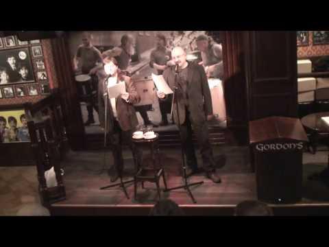 Видео, Выступление Красной Бурды шотландском музыкальном пабе Doctro Scotch 30 11 2016 г