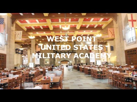 I WENT TO A MILITARY BASE (West Point College)
