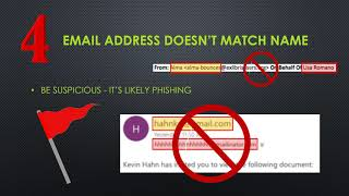 Phishing Email Video by Gary Schuh