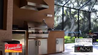 Danielle Fence & Outdoor Living | Fire Magic Grills