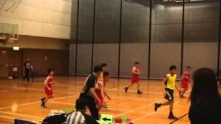 2016 3 10 男子小學4強 漢華 vs 聖雅各 7