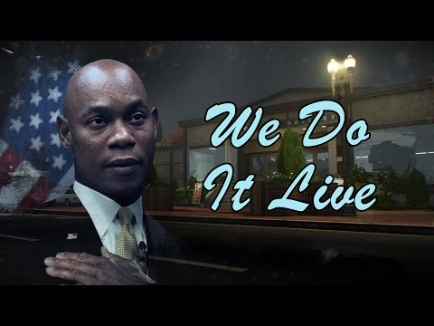 [Payday 2] We do it live! - Framing Frame Death Wish Stealth (No Skills/High Detection)