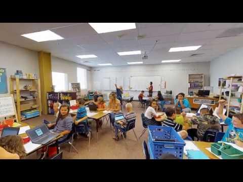3D Virtual Tour - GreenWood Charter School Teaser