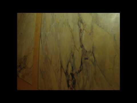 Restaurateur -  faux marbre - stuc marbre Paris