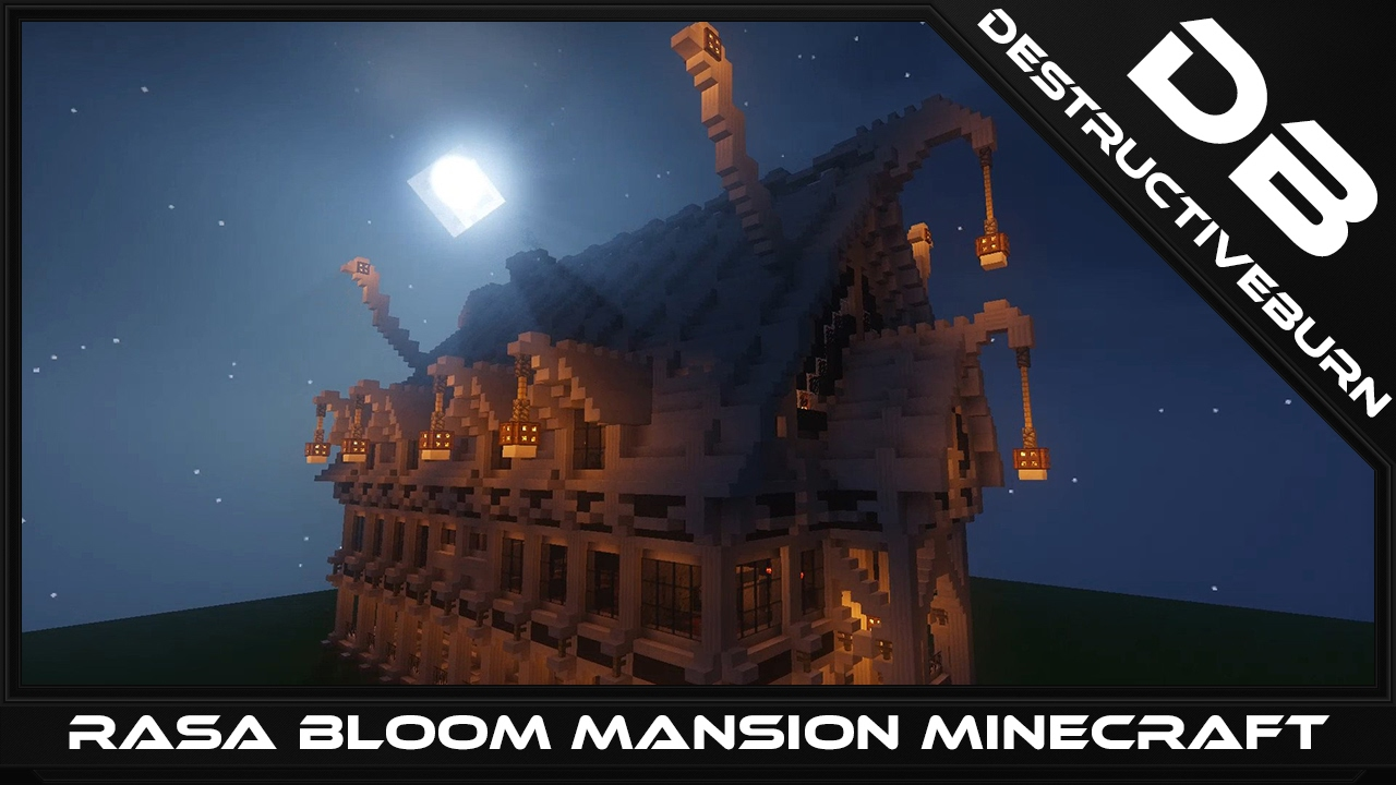Cool minecraft schematic download house luxcrise.