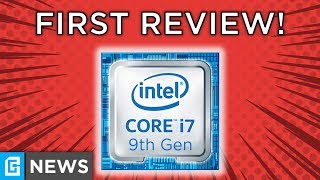 First i7 9700K Review, Nvidia Keeping Pascal!