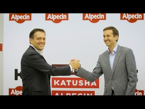 The logical consequence & next step: Team Katusha-Alpecin