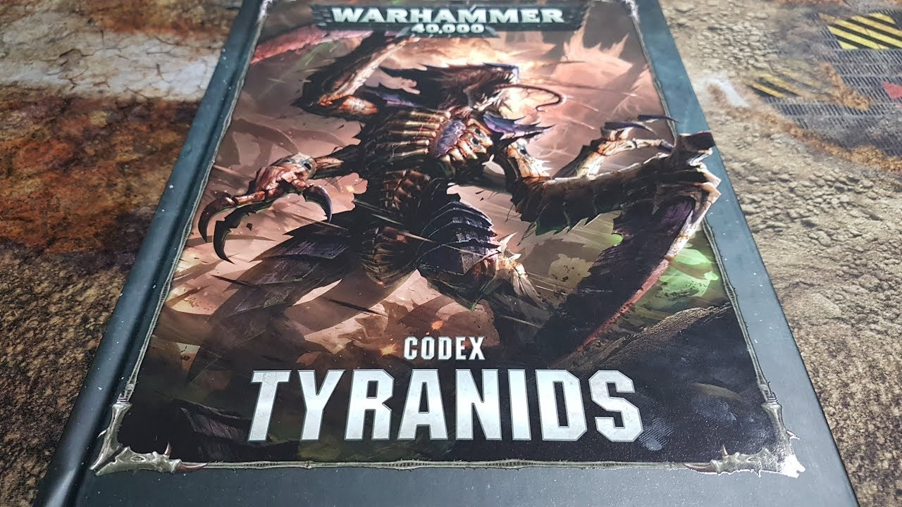 Tyranid Codex Pdf