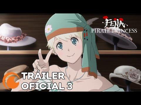 Fena: Pirate Princess l TRÁILER OFICIAL 3 (sub. español)