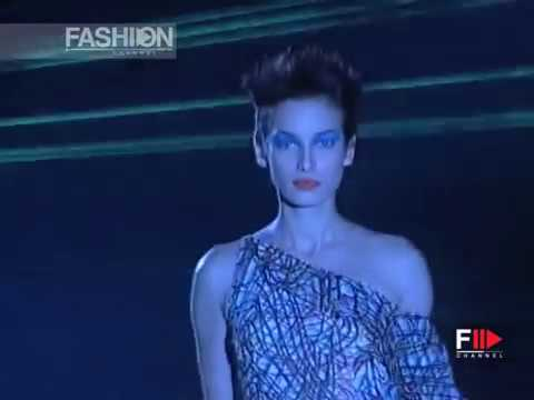 GAI MATTIOLO Full Show Spring Summer 2002 Milan by Fashion Channel