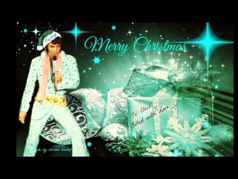 Santa Bring My Baby Back ( To Me)~~ Elvis Presley