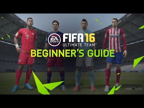 FIFA 16 Ultimate Team Tutorial - Beginner's Guide