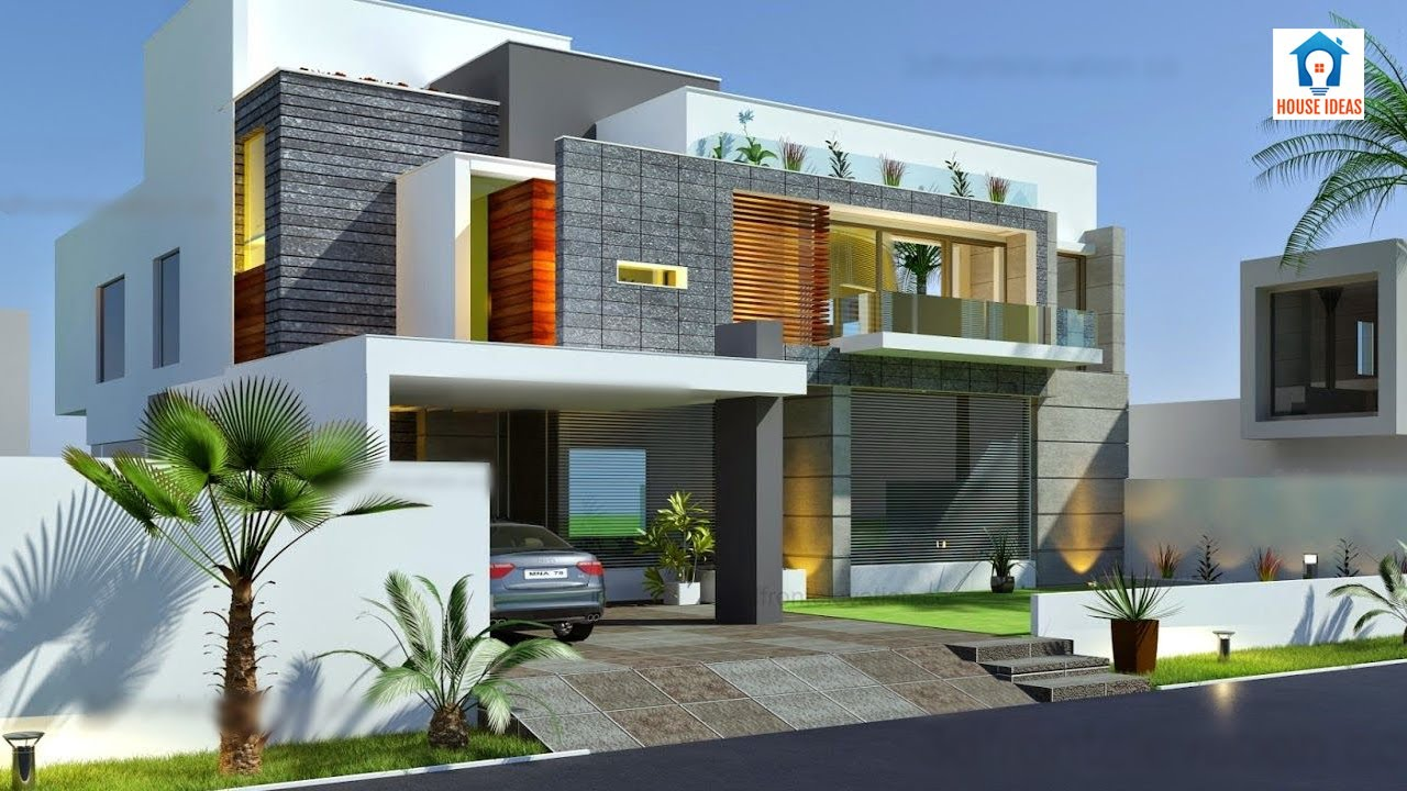 Simple And Beautiful Front Elevation Designs House Elevations