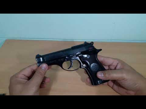 ปืน .22 LR เบเร็ตต้า M87(ไทย) /Beretta M 87 BB Cheetah .22lr