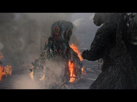 GODZILLA PS4: Hedorah - YouTube