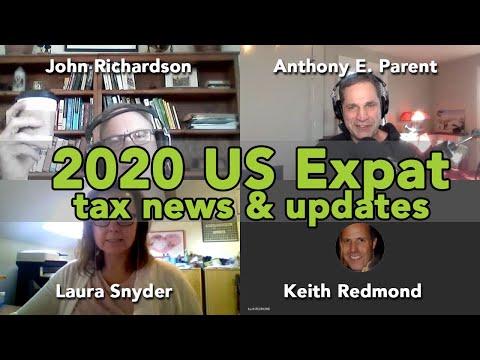 2020 US Expat Tax News, Updates & Compliance Tips