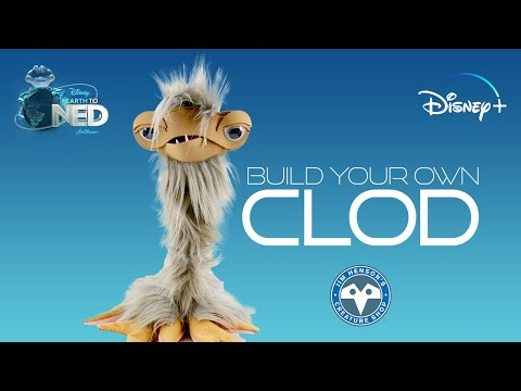 DIY Puppet: Build Your Own CLOD from Earth to Ned
