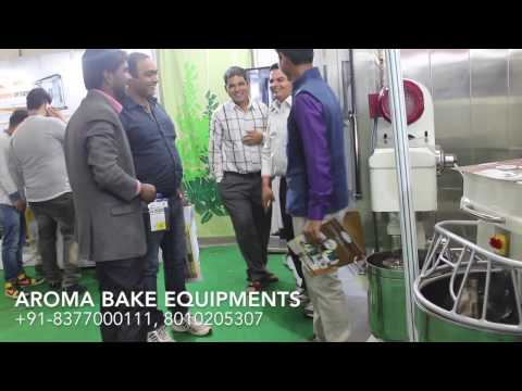 Bakery Equipments (Aroma Bake Equipments)