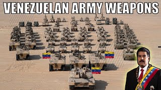 Venezuela Army Weapons 2019 (All Weapons)