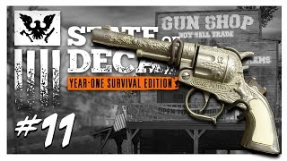 GUN SHOP & NEW OUTPOST | State of Decay Gameplay Part 11 - Year One Survival Edition Walkthrough