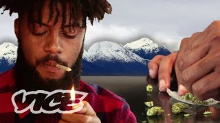 How to Get High AF in Alaska