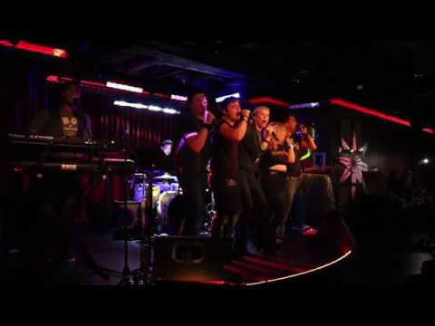 Syd Norman's Pour House Band Rocks The Breakaway