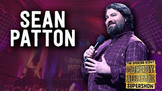 Sean Patton - Opening Night Comedy Allstars Supershow 2018