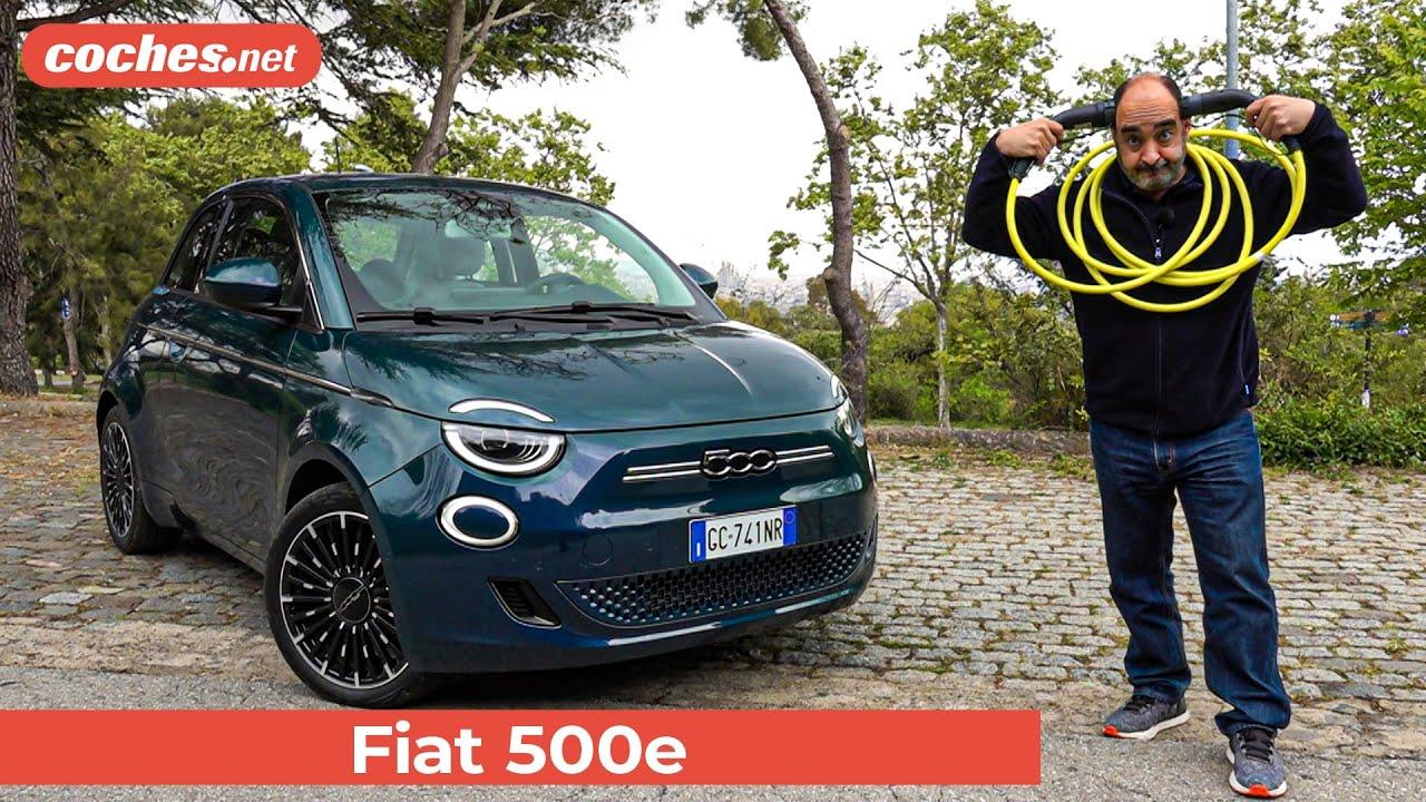 Download Nuevo Fiat 500 Electrico 2021   Prueba / Test / Review en español   coches.net