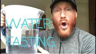 WATER FASTING / How Long, How Often thumbnail