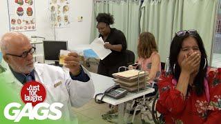 Doctor Drinks Patient's Urine!