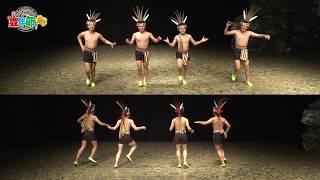 2017花蓮縣原住民族聯合豐年節年度大會舞「原住民很忙」舞蹈教學