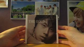 Park Hyo Shin The Gold Unboxing