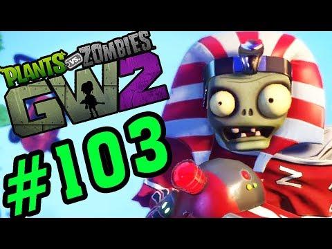Plants Vs Zombies 2 3D - NÀO MÌNH CÙNG ĐI ĐẶT BOM NÀO #103 - Hoa Quả Nổi Giận 2 3D