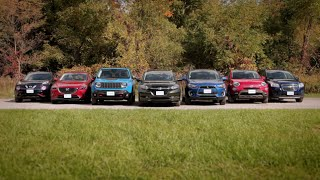 2016 Subcompact Crossover Shootout