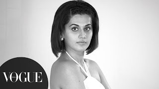 taapsee paanu kirti kulhari and andrea tariang on what it means to be a girl in india   vogue india