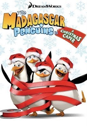 The Madagascar Penguins In A Christmas Caper Youtube