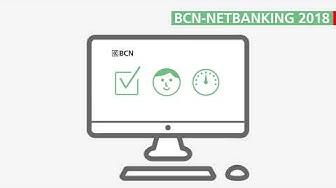 Banque Cantonale Neuchâteloise - Présentation de BCN-Netbanking 2018