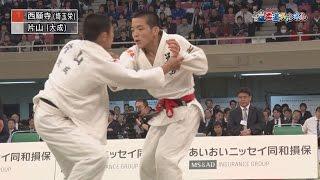 【男子66kg級 決勝】第39回全国高等学校柔道選手権大会|柔道チャンネル