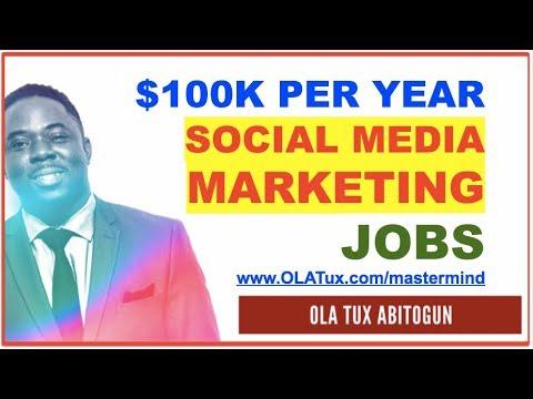Social Media Marketing Jobs: 3 Secrets to Landing Multiple $100K/Year Social Media Marketing Jobs