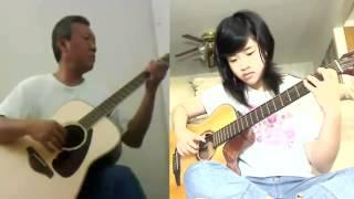 Phiên Khúc Mùa Đông - Song Tấu Guitar