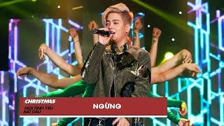 ngung - bui anh tuan  christmas live concert official video