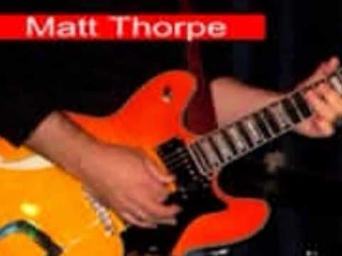 Matt Thorpe - Moody For You