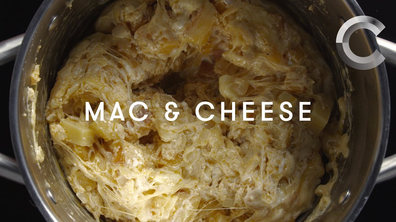 How to Make Mac & Cheese with that Good Good | Baked | Cut
