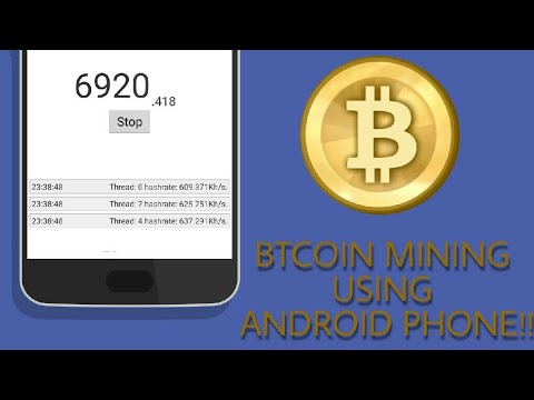 Bitcoin mining using android phone easiest and safest method bitcoin mining using android phone easiest and safest method ccuart Image collections