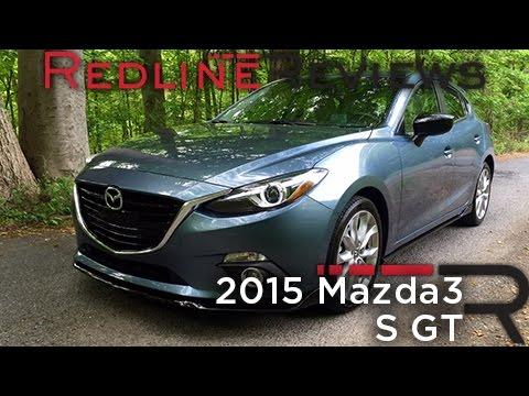 2015 Mazda3 S GT – Redline: Review
