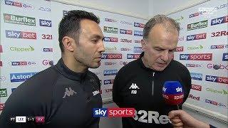 Marcelo Bielsa explains why he made Leeds United let Aston Villa score!