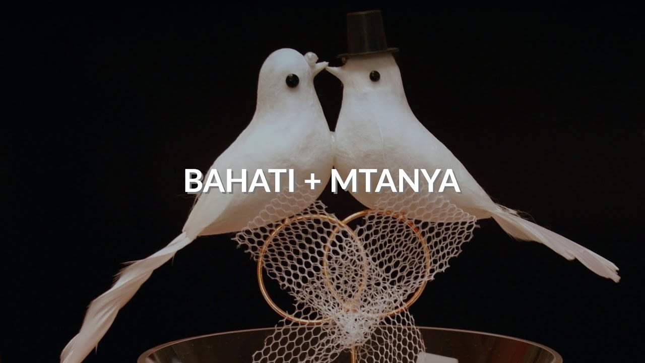 Groom Surprises His Bride With A Book Of Emotional Vows Tanzania Wedding Film Bahati Mtanya
