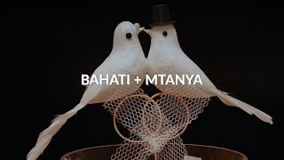 Groom surprises his Bride with a Book of Emotional Vows // Tanzania wedding film (Bahati & Mtanya)