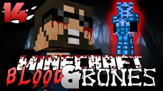 Minecraft FTB Blood and Bones 14 - MITHRIL ARMOR OP(Minecraft Mod Survival FTB)