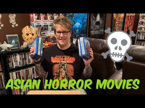 Top 10 Horror Movies - Asian Horror